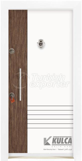 Y-1310 ( LAMİNATE STEEL DOOR )